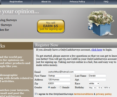 Only Cash Surveys Review: Scam or a Reliable Paid Survey Site ...
