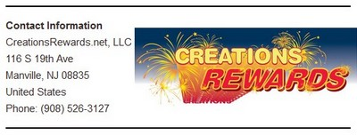 Creation Rewards Logo