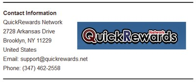 QuickRewards Logo