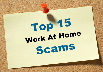Top-Work-At-Home-Scams