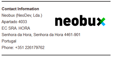 Neobux Address