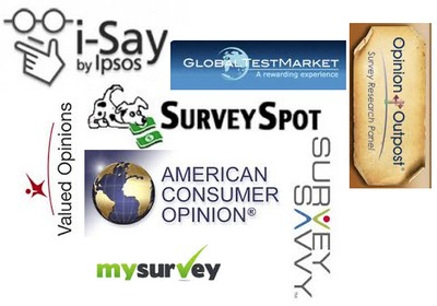 Survey Sites Logos