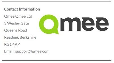 Qmee-address