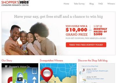 Shopper's Voice screenshot
